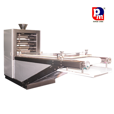 Moulder, moulder manufacturer, moulder supplier, bakery moulder, Bakery Machinery, bakery machines,